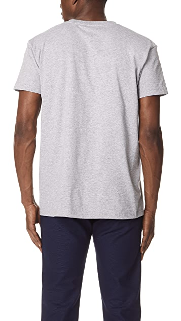Naked & Famous Pocket Tee