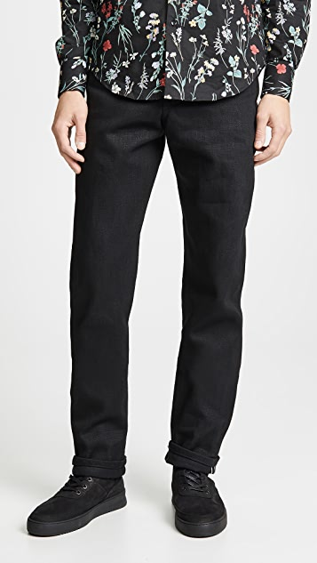 Naked & Famous Weird Guy Elephant 7 Jeans