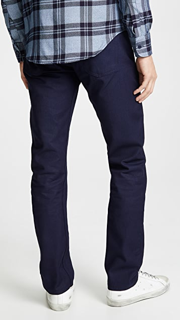 Naked & Famous Weird Guy - Indigo Duck Selvedge Jeans
