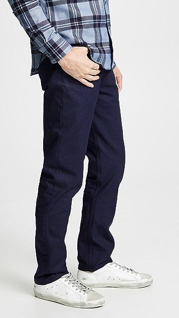 Naked & Famous Weird Guy - Indigo Duck Selvedge Jeans