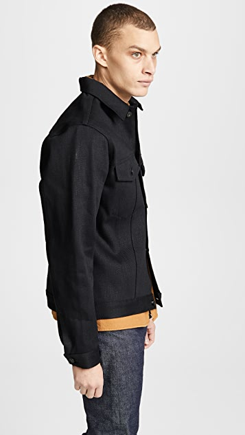 Naked & Famous Elephant 7 Denim Jacket