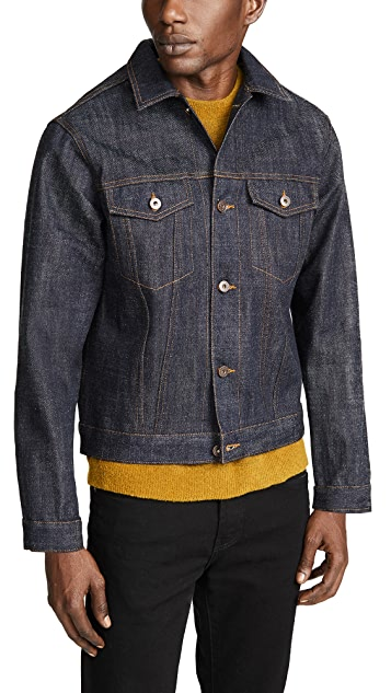 Naked & Famous Japan Heritage Denim Jacket