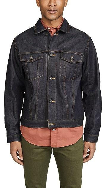 Naked & Famous Denim Kevlar Jacket