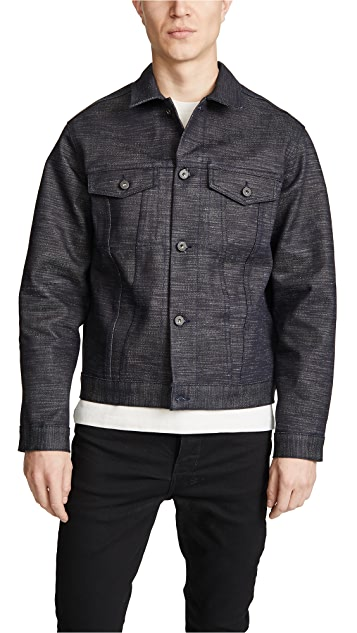 Naked & Famous Frankenstein Denim Jacket