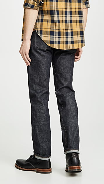 Naked & Famous Earth Pig Weird Guy Jeans