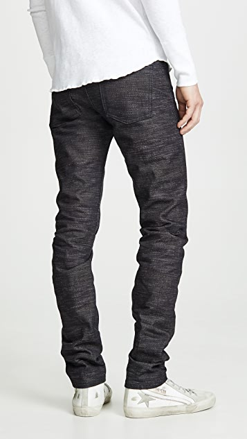 Naked & Famous Super Guy - Frankenstein Jeans