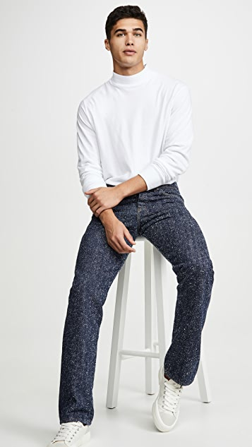 Naked & Famous Weird Guy Lord Of Nep Selvedge Denim