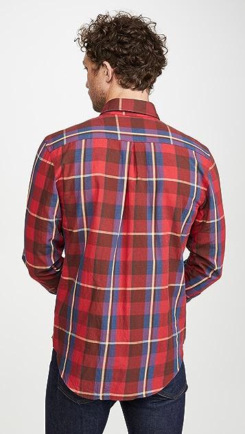 Naked & Famous Long Sleeve Easy Shirt