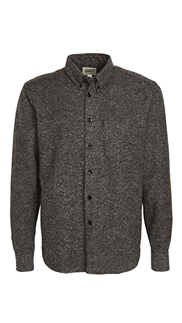 Naked & Famous Nep Twill Easy Shirt