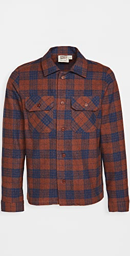 Naked & Famous - Triple Yarn Vintage Work Shirt