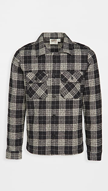 Naked & Famous Triple Yarn Vintage Work Shirt