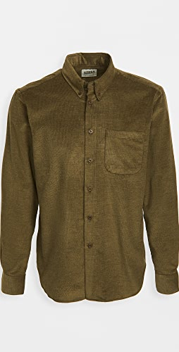 Naked & Famous - Corduroy Yarn Dyed Easy Shirt