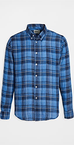 Naked & Famous - Easy Check Shirt