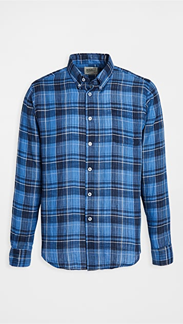 Naked & Famous Easy Check Shirt