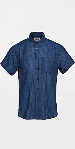 Naked & Famous - Short Sleeve Easy Shirt