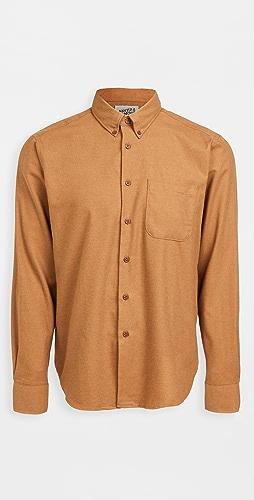 Naked & Famous - Soft Twill Easy Shirt - Dijon