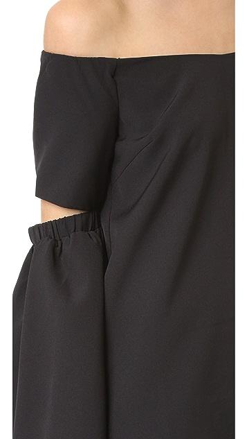 re:named Off Shoulder Dress