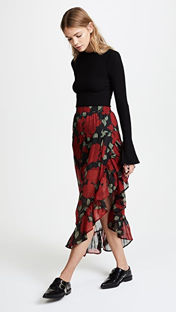 re:named Fiorella Skirt