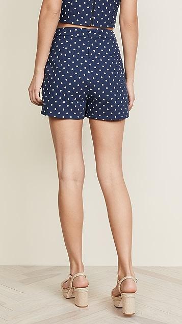 re:named Polka Dot Shorts