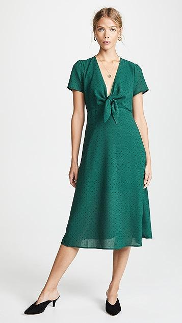 Re Named Polka Dot Dress