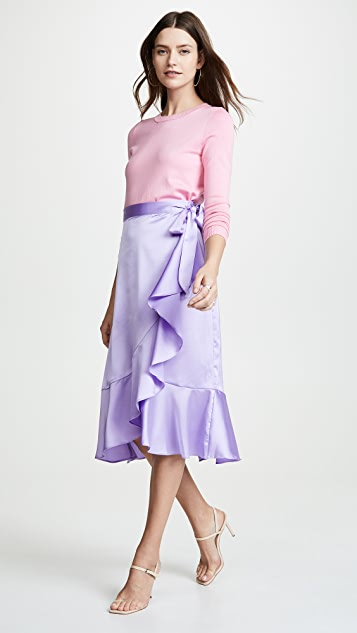 re:named Joan Midi Skirt