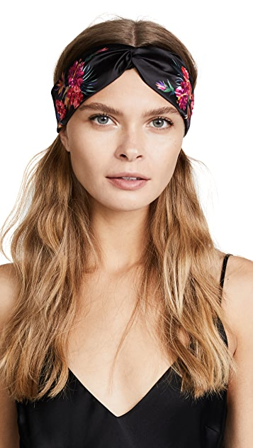 NAMJOSH Hibiscus Turban Headband