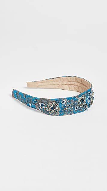 NAMJOSH Brocade Headband