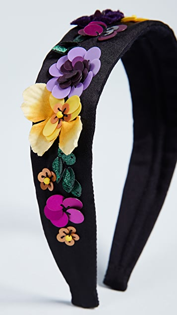 NAMJOSH Multi Floral Headband