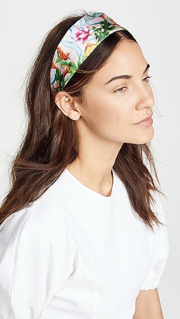 NAMJOSH Floral Headband