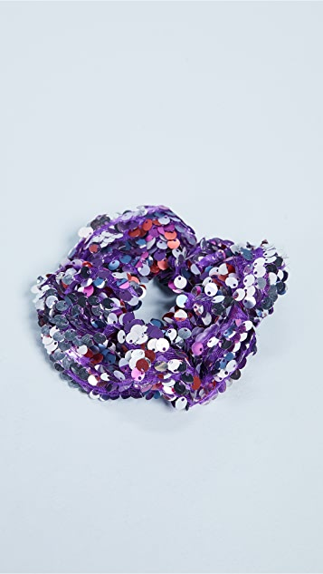 NAMJOSH Sequin Scrunchie