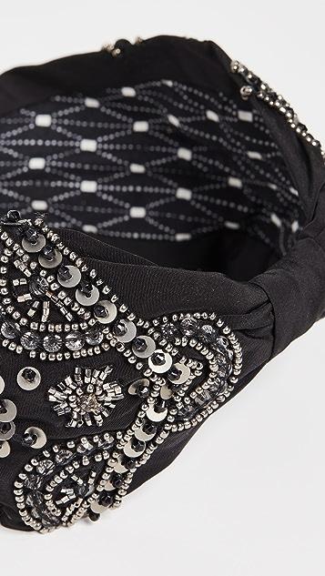 NAMJOSH Embellished Bandana Headband