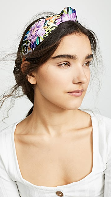 NAMJOSH Sequin Floral Headband