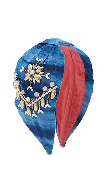 NAMJOSH Tie Dye Headband