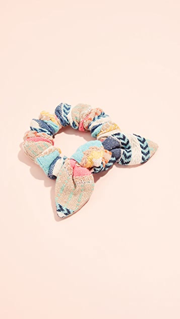 NAMJOSH Tweed Scrunchie