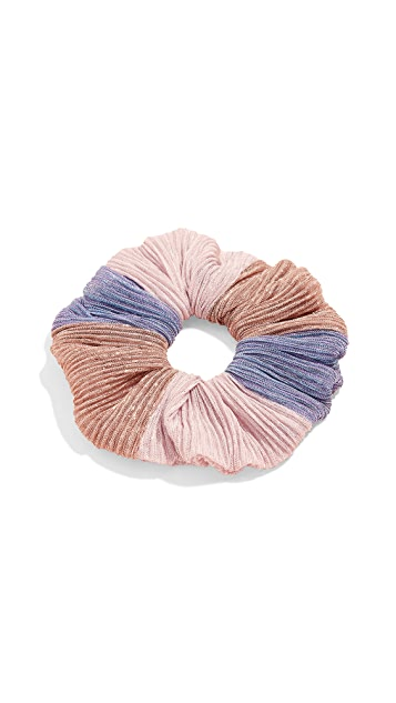 NAMJOSH Iridescent Scrunchie