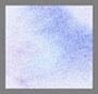 Сиреневый/голубой узелковый батик