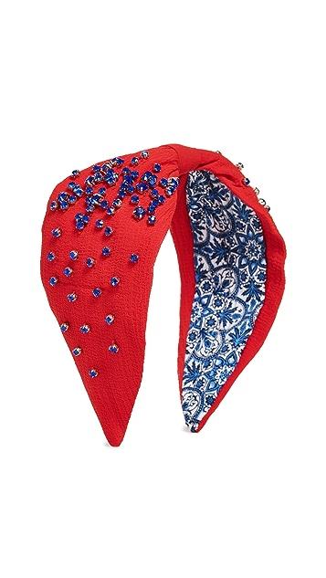 NAMJOSH 水晶装饰发带