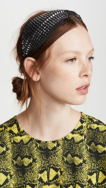 NAMJOSH Studded Headband
