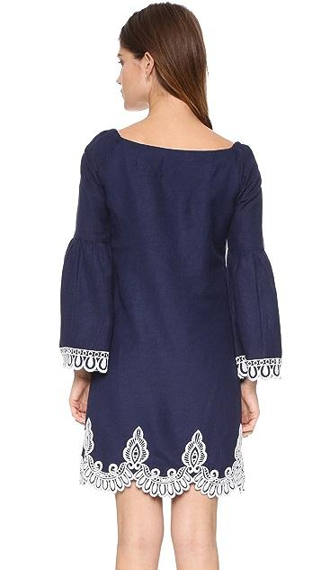 Nanette Lepore Rendezvous Shift Dress