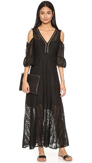 Nanette Lepore Merengue Maxi Dress