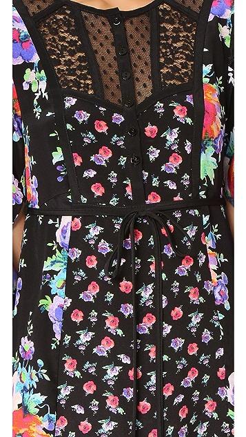Nanette Lepore Wildflower Dress