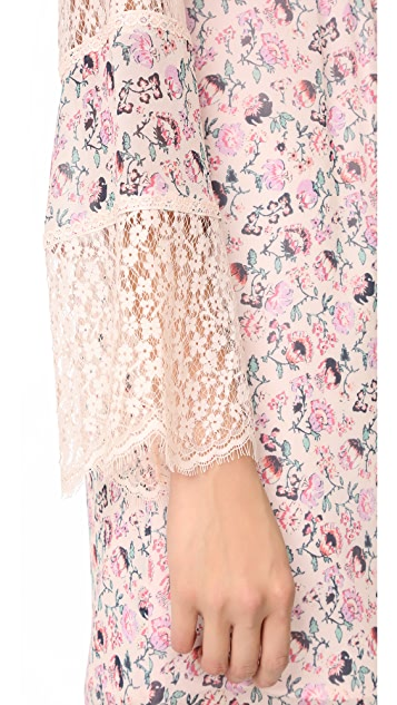 Nanette Lepore Flora Frock Dress