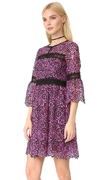Nanette Lepore Chiaroscuro Dress