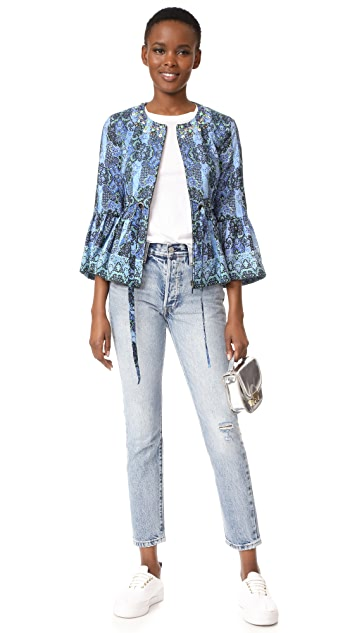 Nanette Lepore Clear Skies Jacket