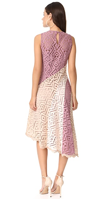 Nanette Lepore Meryl Lace Dress