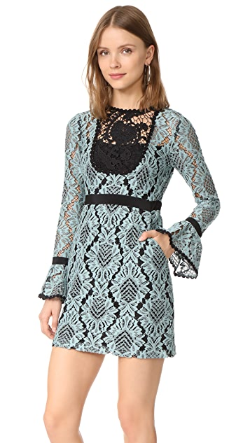 Nanette Lepore Soho Shift Dress