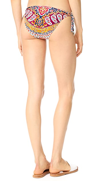 Nanette Lepore Super Fly Bikini Bottoms