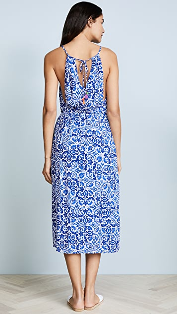 Nanette Lepore Talavera Midi Dress