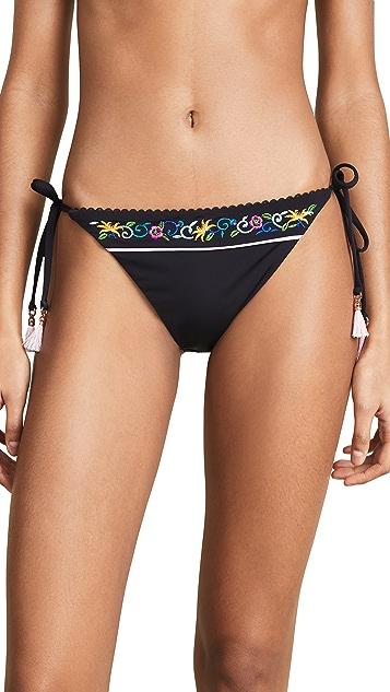 Nanette Lepore Vamp Bikini Bottoms