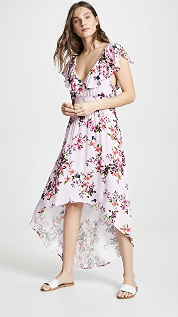 Nanette Lepore Асимметричное платье